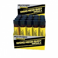 Multipower Amino Mega Shot 20 Ampul