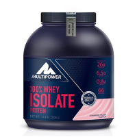 Multipower %100 Whey Isolate Protein 2000 Gram
