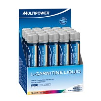 Multipower L-Carnitine Liquid Forte 1800 Mg 20 Ampul