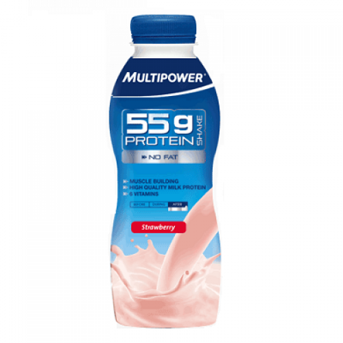 Multipower Protein Shake 55 Gr Protein 500 ML