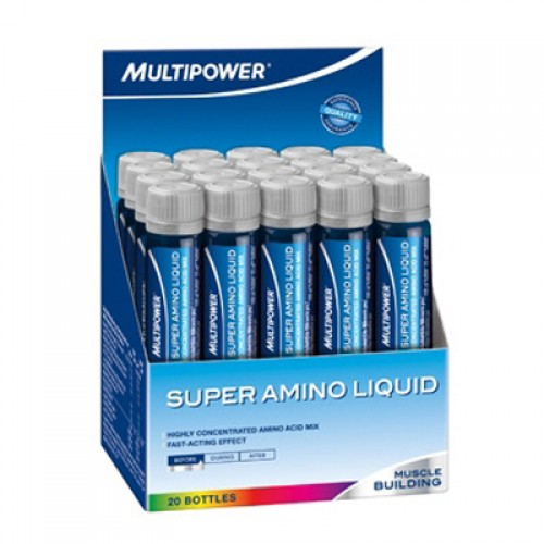 Multipower Super Amino Liquid 20 Ampul