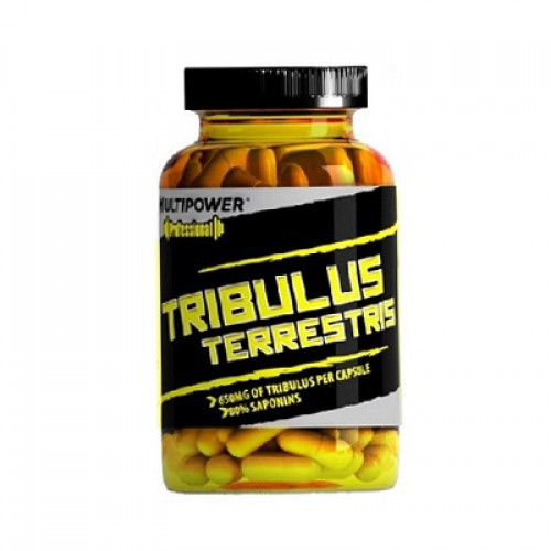 Multipower Tribulus Terrestris 120 Kapsül