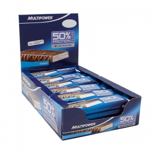 Multipower %50 Protein Bar 50 Gr (24 Adet)