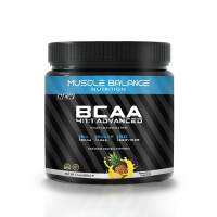 Muscle Balance Nutrition 4:1:1 Advanced Bcaa 500 Gr