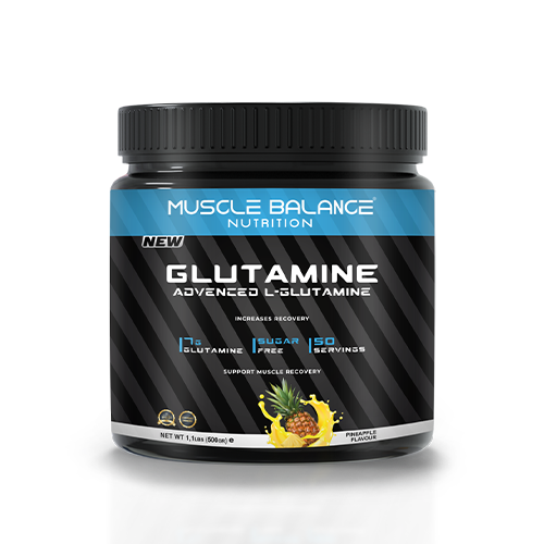 Muscle Balance Nutrition Advanced L-Glutamine 500 Gr