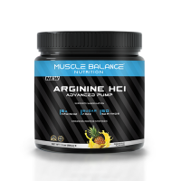Muscle Balance Nutrition Arginine HCl Advanced Pump 500 Gr