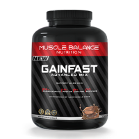 Muscle Balance Nutrition Gainfast Advanced Mix 3000 Gr