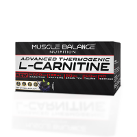 Muscle Balance Nutrition Thermogenic L-Carnitine 4000 Mg 30 Ampul
