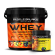 Muscle Balance Nutrition Whey Advanced 3150 Gr + Muscle Balance Pre-Workout 525 Gr