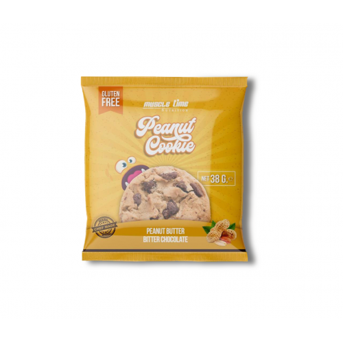 Muscle Time Peanut Cookie 38 Gr
