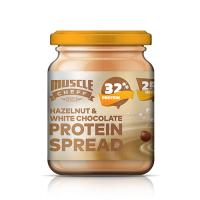 Muscle Cheff Hazelnut & White Choclate Protein Spread 350 Gr