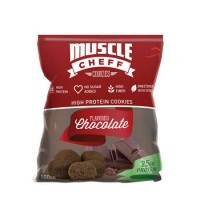 Muscle Cheff Çikolatalı Proteinli Kurabiye 100 GR
