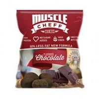 Muscle Cheff Çikolatalı Proteinli Kurabiye 50 GR