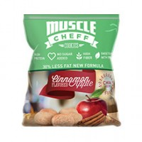 Muscle Cheff Tarçınlı-Elmalı Proteinli Kurabiye 50 GR