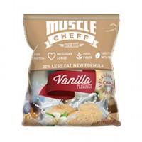 Muscle Cheff Vanilyalı Proteinli Kurabiye 50 GR