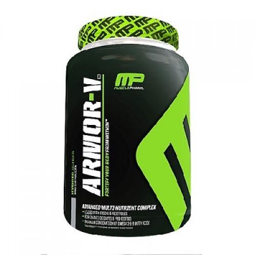 Musclepharm V-Armor Multivitamin 120 Kapsül