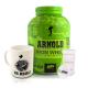 Musclepharm Arnold Series Iron Whey 2267 Gr + Arnold Be Real Kupa + Toz Saklama Kabı