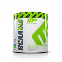 Musclepharm 3:1:2 BCAA Energy Powder 231 Gr