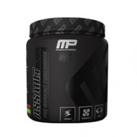 Musclepharm Assault Black 444 Gram