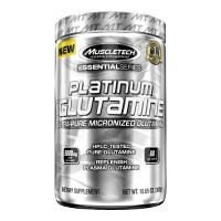 Muscletech Essential Series Platinum Glutamine 302 Gr