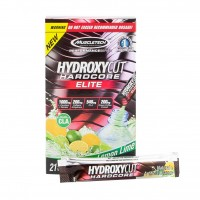 Muscletech Hydroxycut Hardcore Elite 21 Drink Packets