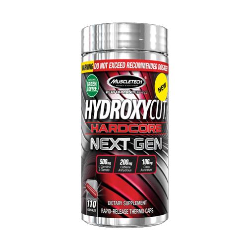 Muscletech Hydroxycut Hardcore Next Gen