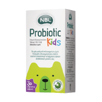 NBL Probiotic Kids 30 Çiğneme Tablet