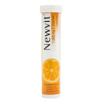 Newvit Vitamin C 1000 Mg 20 Efervesan Tablet