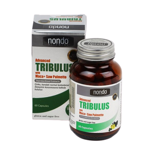 Nondo Advanced Tribulus 60 Kapsül