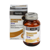 Nondo Magnesium Citrate 300 Mg 60 Tablet