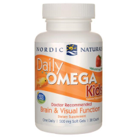 Nordic Naturals Daily Omega Kids 30 Soft Jel