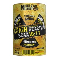 Nuclear Nutrition Chain Reaction BCAA 400 Gram