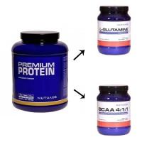 Nutrade Premium Protein Kampanyası