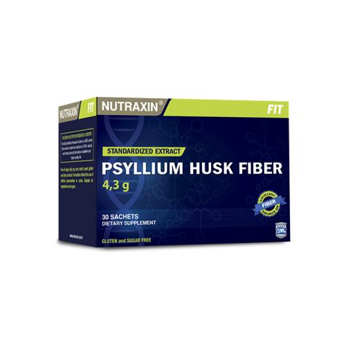 Nutraxin Psyllium Husk Fiber 30 Saşe