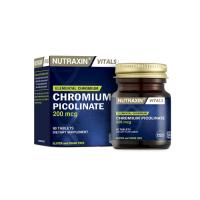 Nutraxin Chromium Picolinate 200 mcg 90 Tablet