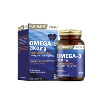 Nutraxin Omega-3 2000 mg 60 Softgel