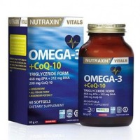 Nutraxin CoQ-10 30 Kapsül