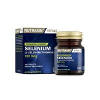 Nutraxin Selenium 100 mcg 100 Tablet