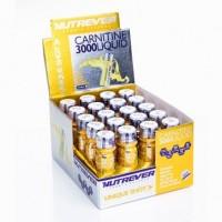 Nutrever Carnitine 3000 Liquid 20 Ampül
