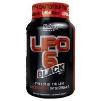 Nutrex Lipo 6 Black 120 Kapsül