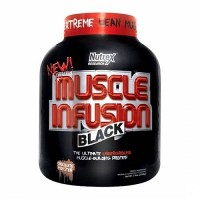Nutrex Muscle Infusion Black 2268 Gr