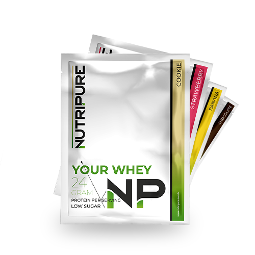 Nutripure Your Whey Protein 60 Şase