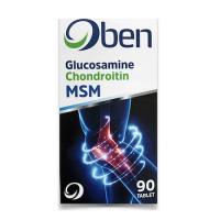 Oben Glucosamine Chondroitin 90 Tablet