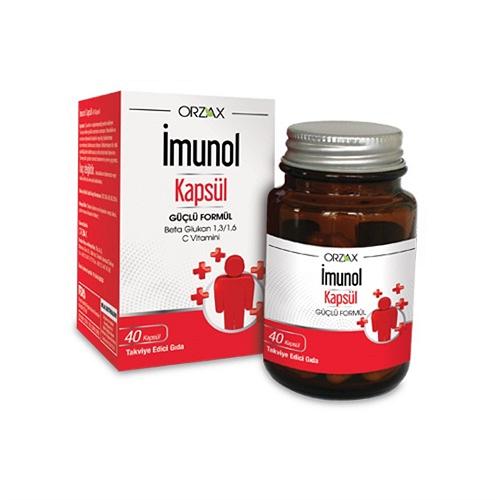 Imunol 40 Kapsül