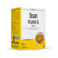 Ocean Vitamin D3 600 IU Oral Sprey 20 Ml