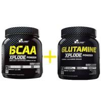 Olimp Glutamine + BCAA Xplode