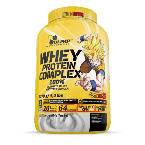 Olimp Whey Protein Complex Dragon Ball Z 2270 Gr