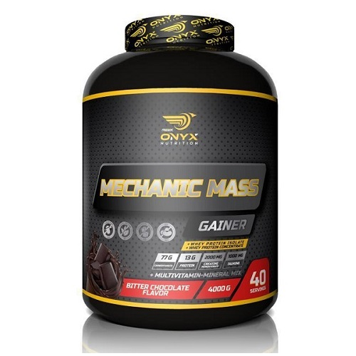 Onyx Mechanic Mass Gainer 4000 Gr