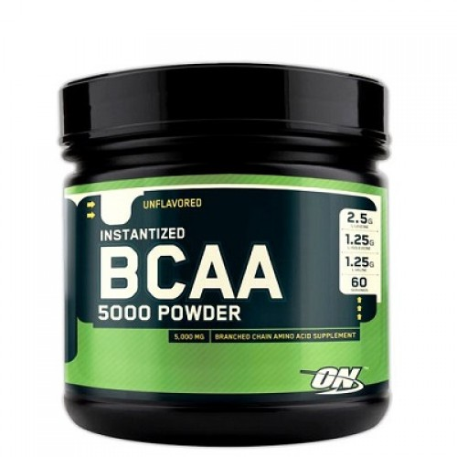 Optimum BCAA 5000 Powder 345 Gram