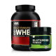 Optimum Gold Standard Whey 2273 Gr + Optimum Glutamine 630 Gr